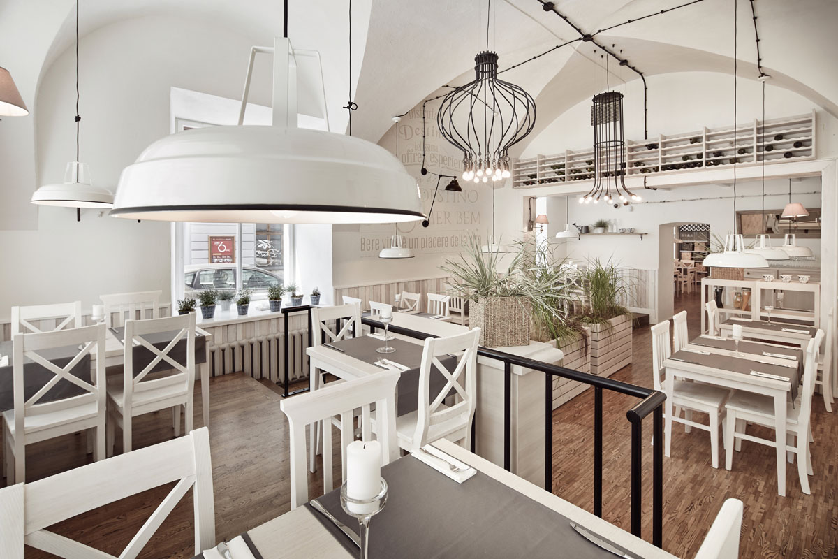 Restauracja Destino Grycaj Design